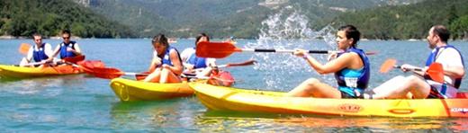 alquiler kayak mallorca