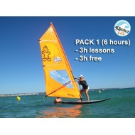 Windsurf Pack1 (6h)