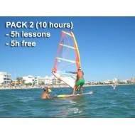Windsurf Pack2  (10h)