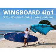 Wingboard 4 in 1 inflable