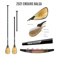 ENDURO 2.0  BALSA WITH ROUND   HYBRID CARBON S40