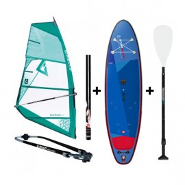 PACK STB WINDSURFING + BURNER SET