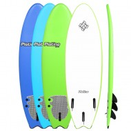 SURF SOFT PLATINO 6'6